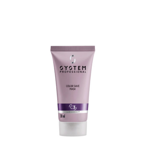System Professional Color Save Conditioner C2, 30ml - Coloured hair Conditioner