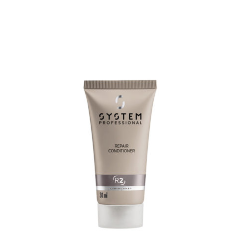 System Professional Repair Conditioner R2, 30ml - Conditioner for Damaged hair