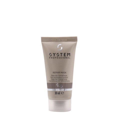 System Professional Repair Mask R3, 30ml - Mask for Damaged hair