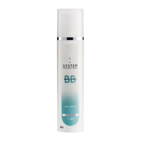 System Professional Curl Definition Cream BB64, 200ml