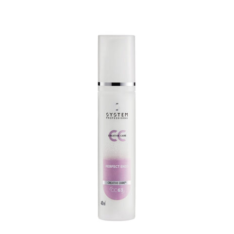 System Professional Styling CC Perfect Ends CC63, 40ml - Split Ends Serum