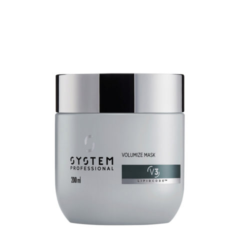 System Professional Volumize Mask V3, 200ml - Volumizing Mask