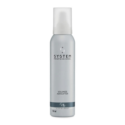 System Professional Volumize Aerolifter V5, 150ml - Volumizing Mousse