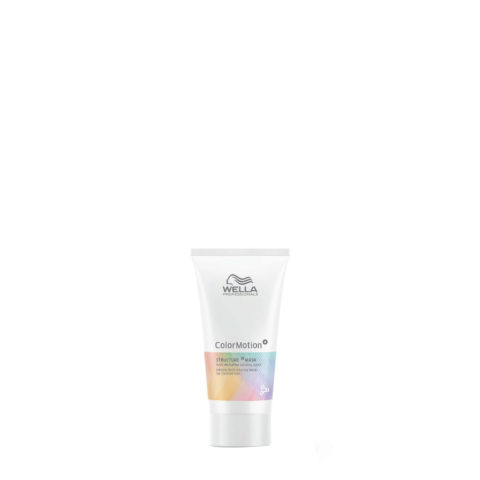 Wella Color Motion Mask 30ml - Mask for Coloured hair