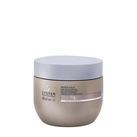 System Professional Repair Mask R3, 400ml - Mask for Damaged hair