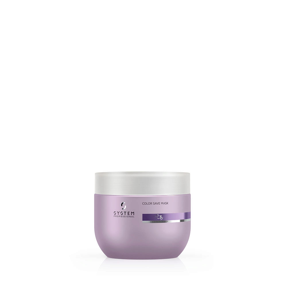 System Professional Color Save Mask C3, 400ml - Coloured hair Mask