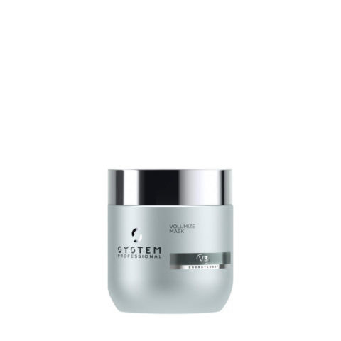 System Professional Volumize Mask V3, 400ml - Volumizing Mask