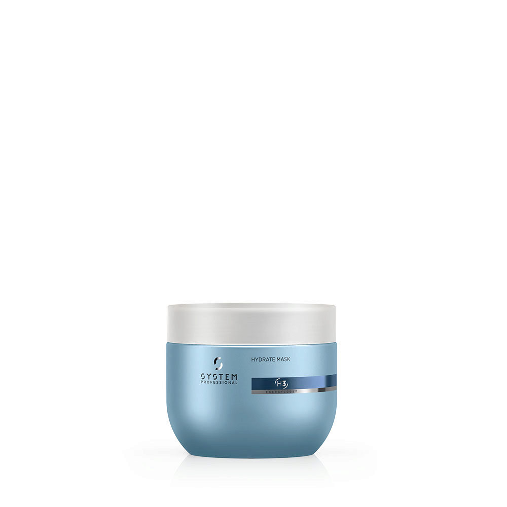 System Professional Hydrate Mask H3, 400ml - Hydrating Mask