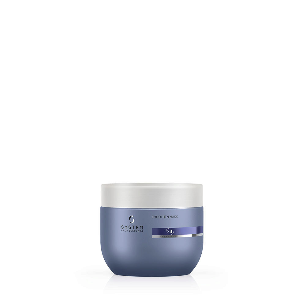 System Professional Smoothen Mask S3, 400ml - Antifrizz Mask