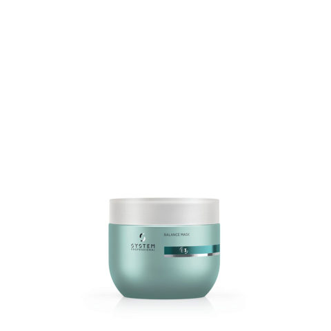 System Professional Balance Mask B3, 400ml - Sensitive Scalp Mask