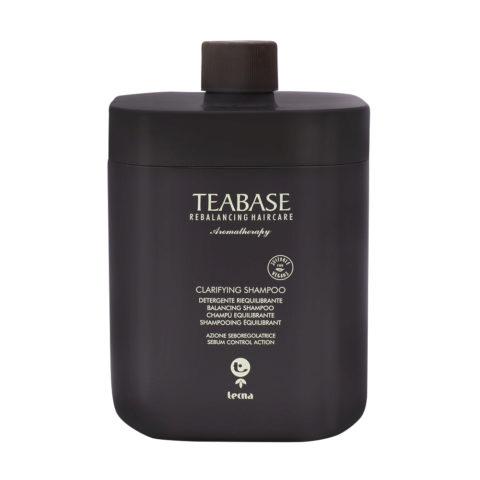 Tecna Teabase aromatherapy Clarifying shampoo 1000ml - oily skin