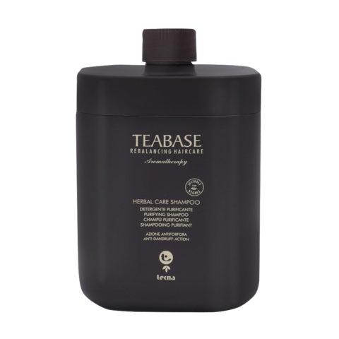 Tecna Teabase aromatherapy Herbal care shampoo 1000ml - Antidandruff Shampoo