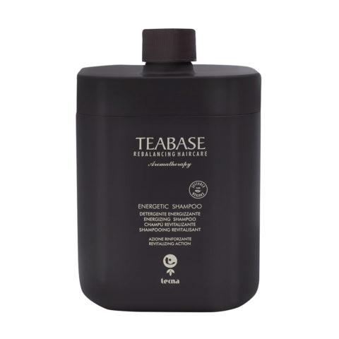 Tecna Teabase aromatherapy Energetic shampoo 1000ml - Antihairloss Shampoo
