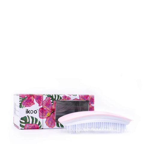 Ikoo Ergonomic Brush Cotton Candy
