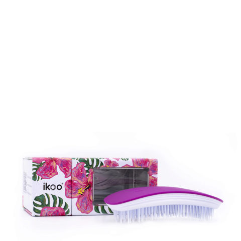 Ikoo Ergonomic Brush Sugar Plum