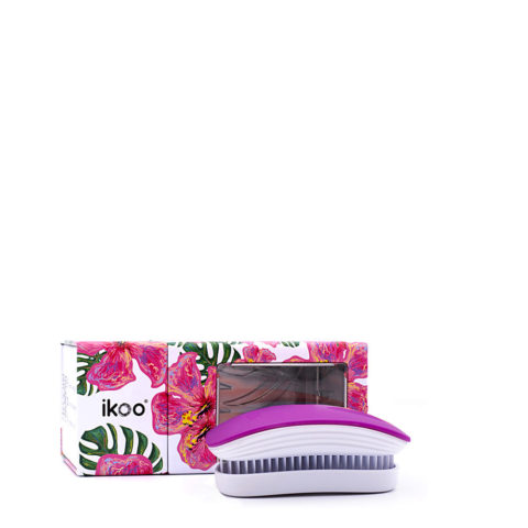Ikoo Pocket Sugar Plum Brush