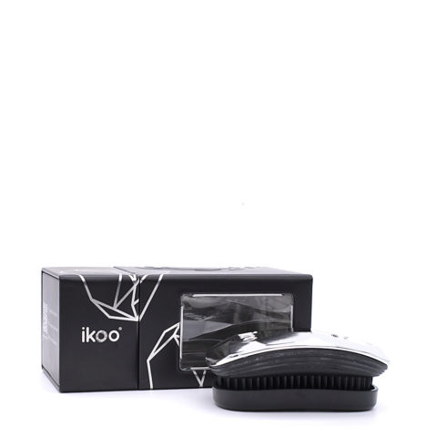 Ikoo Pocket Black Prima Ballerina Brush