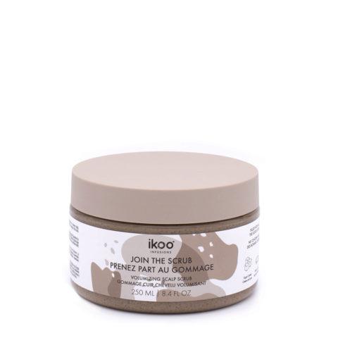 Ikoo Volumizing Sugar Scrub 250ml - For Hair And Scalp