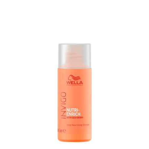 Wella Invigo Nutri-Enrich Deep Nourishing Shampoo 50ml - nourishing shampoo