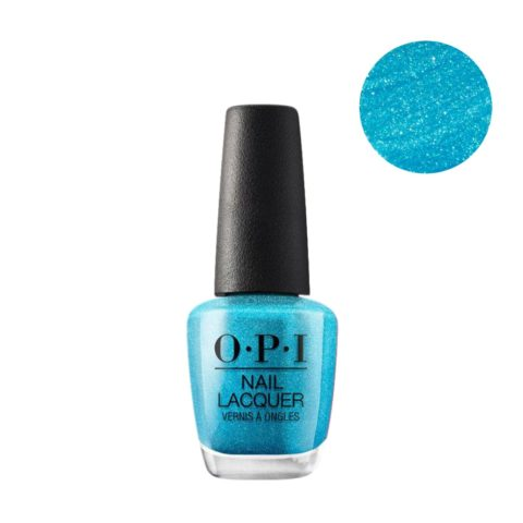 OPI Nail Lacquer NL B54 Teal the Cows come home 15ml