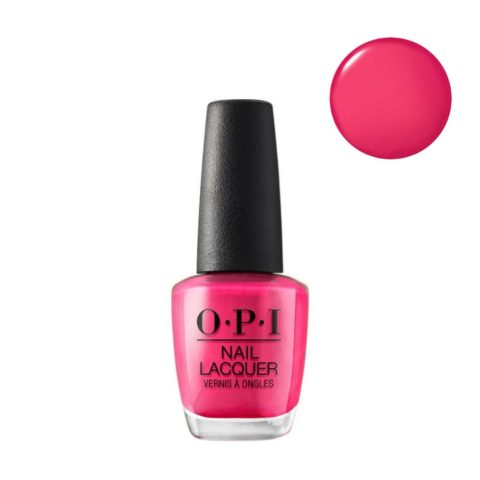 OPI Nail Lacquer NL B35 Charged Up Cherry 15ml
