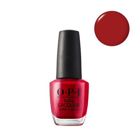 OPI Nail Lacquer NL A16 The Thrill of Brazil 15ml