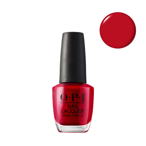 OPI Nail Lacquer NL Z13 Hot it Berns 15ml
