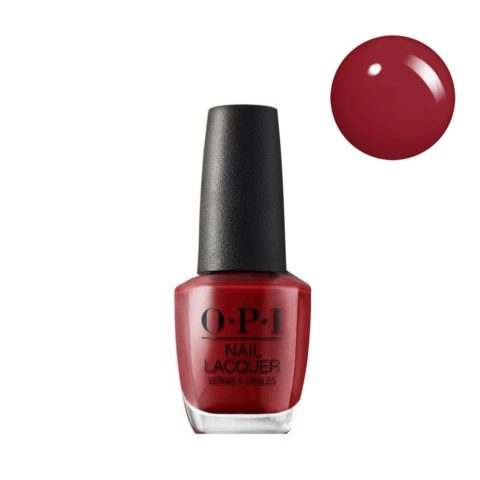 OPI Nail Lacquer NL P39 I Love You Just Be Cusco 15ml