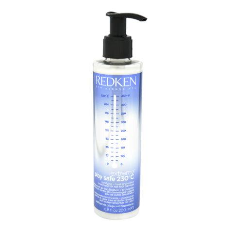 Redken Extreme Play Safe 230°,  200ml - thermal protector serum