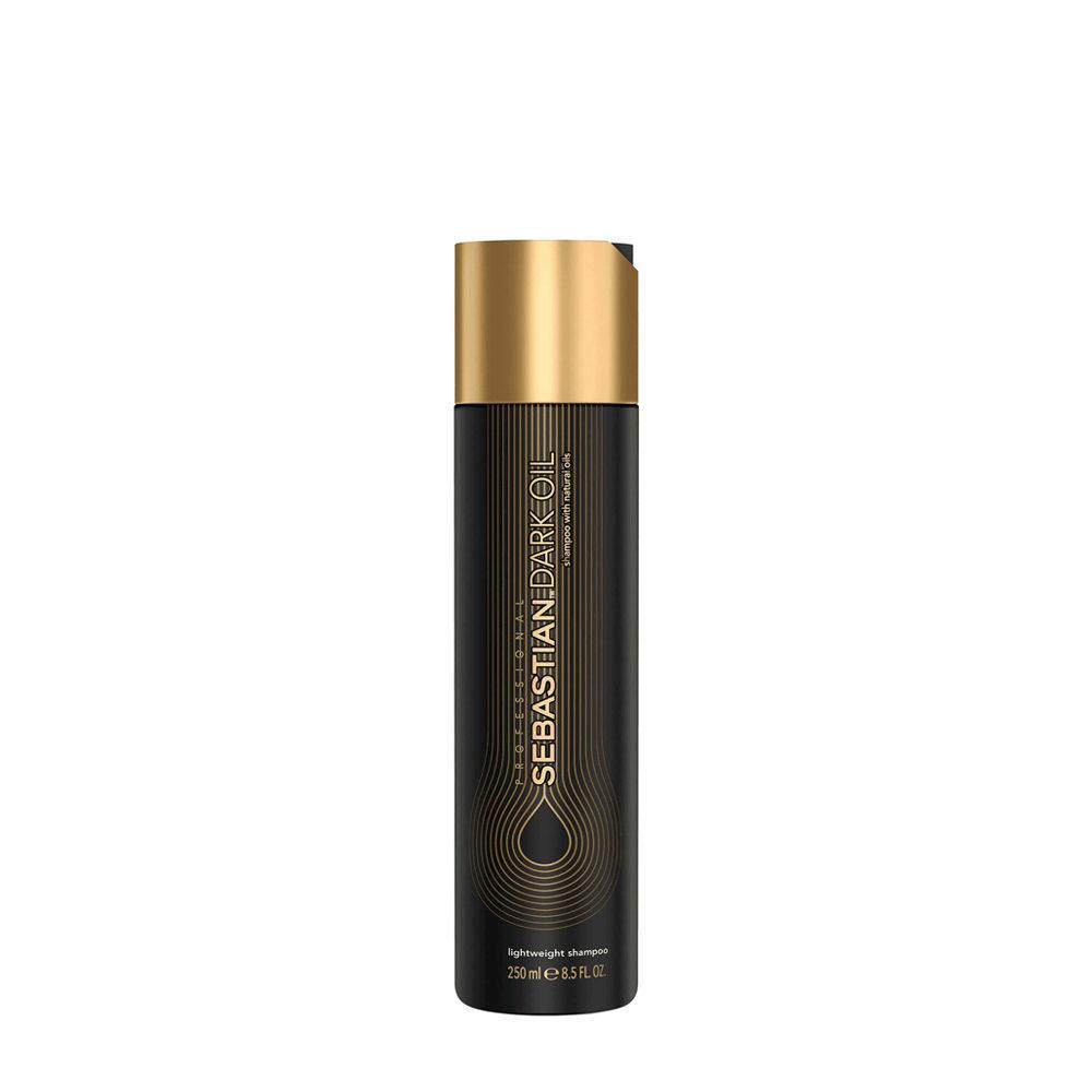 Sebastian Dark Oil Lightweight Shampoo 250ml