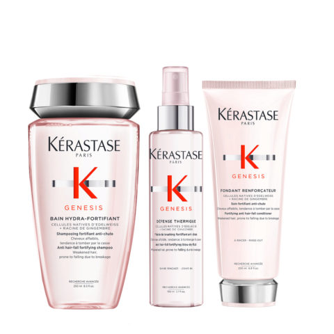 Kerastase Genesis Gentle Hydration And Protection Ritual