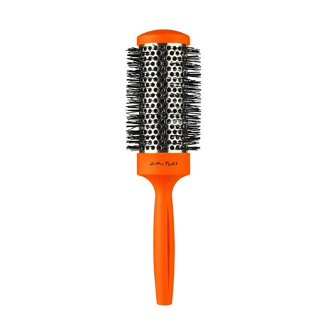 Gettin fluo Orange Thermal Brush 43mm