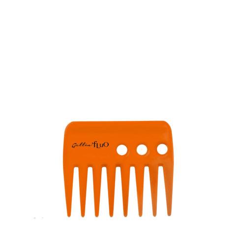 Gettin Fluo Short Comb Orange