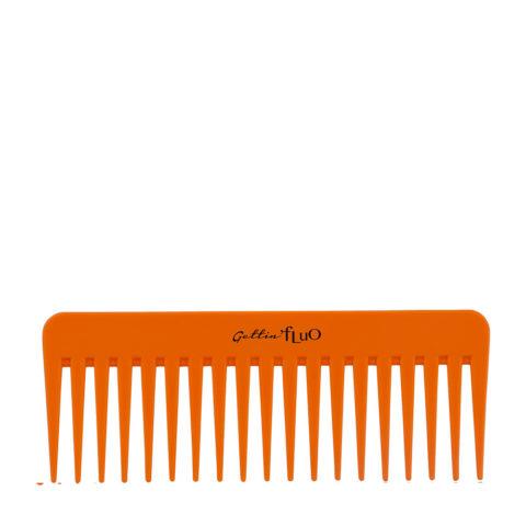 Gettin fluo Long Comb Orange