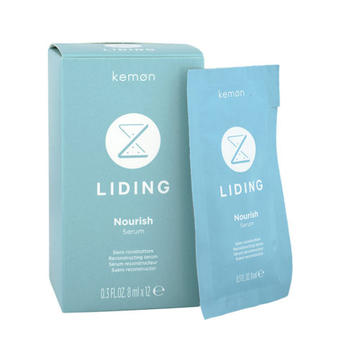 Kemon Liding Nourish Serum 12X8ml