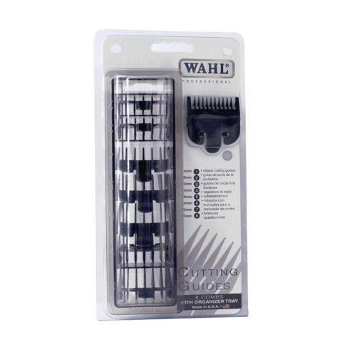 Wahl 8 pack Cutting Guides
