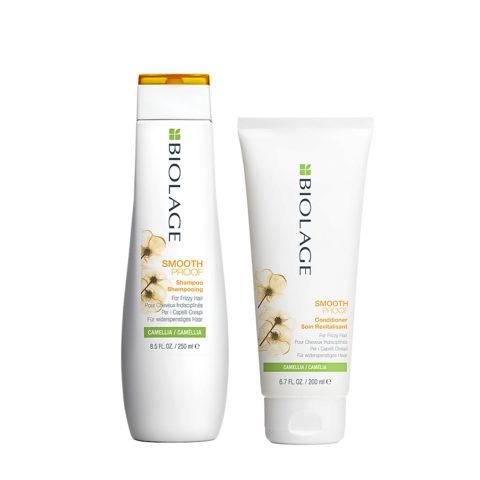 Biolage Smoothproof Shampoo 250ml e Conditioner 200ml