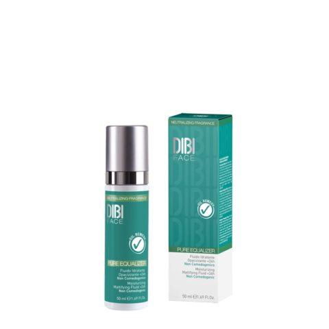 Dibi Milano Fluido Idratante Opacizzante 50ml - Mattifying Fluid For Oily Skin