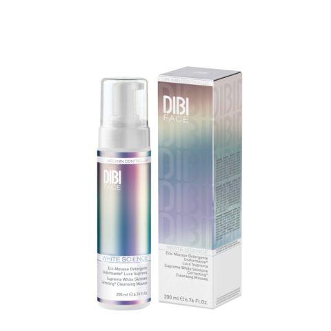 Dibi Milano Eco-mousse Detergente Uniformante Luce Suprema 200ml - Face Cleansing Mousse