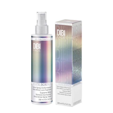 Dibi Milano Tonico Spray Uniformante Ultra-attivo Luce Suprema 200ml - Unifying Face Tonic In Spray