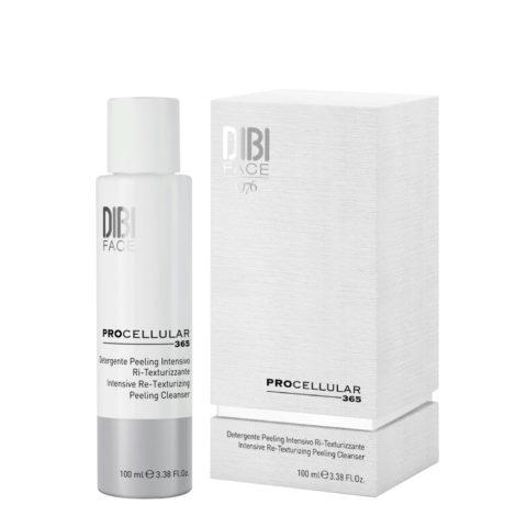 Dibi Milano Detergente Peeling Intensivo 100ml - Intensive Peeling Cleanser
