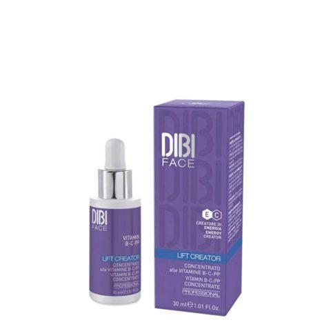 Dibi Milano Siero Alle Vitamine B-C-PP 30ml - Energizing Vitaminic Face Serum