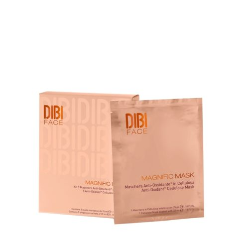 Dibi Milano Maschera Antiossidante In Cellulosa - 1 Disposable Fabric Mask