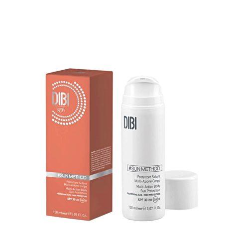 Dibi Milano Protettore Solare Multi-azione Corpo Spf 30, 150ml - Sunscreen Body Cream