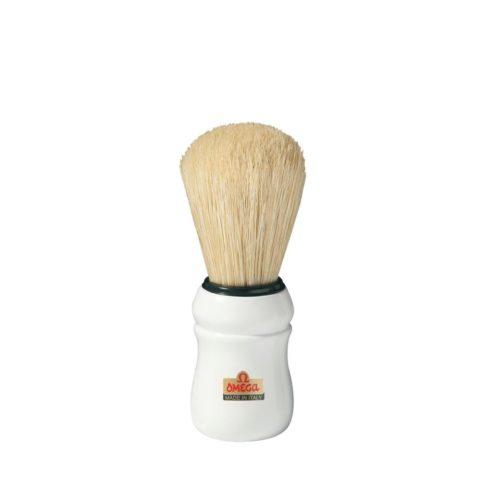Omega Shaving Brush White