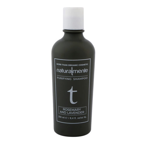 Naturalmente Purifying Shampoo Rosemary & Lavender 250ml