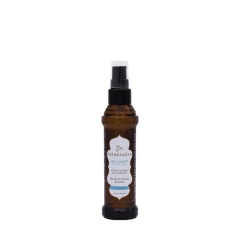 Marrakesh Fine Hair X Oil Light Hair Styling Elixir 60ml
