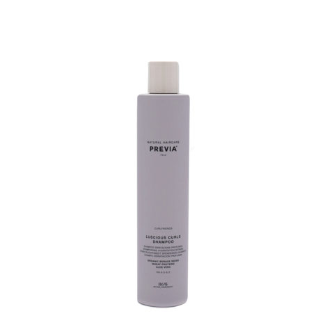Previa Curlfriends Luscious Curls Shampoo 250ml