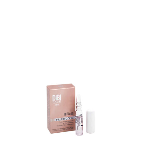 Dibi Milano Absolute Filling Treatment 1 Ampoule of 2ml - Anti - Wrinkle Filling Vial