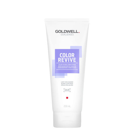 Goldwell Dualsenses Color Revive Colored Conditioner Light Cool Blonde 200ml